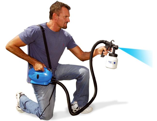 Pulverizador para pintura paint zoom polishop ofertas - Maquina para pintar paredes ...