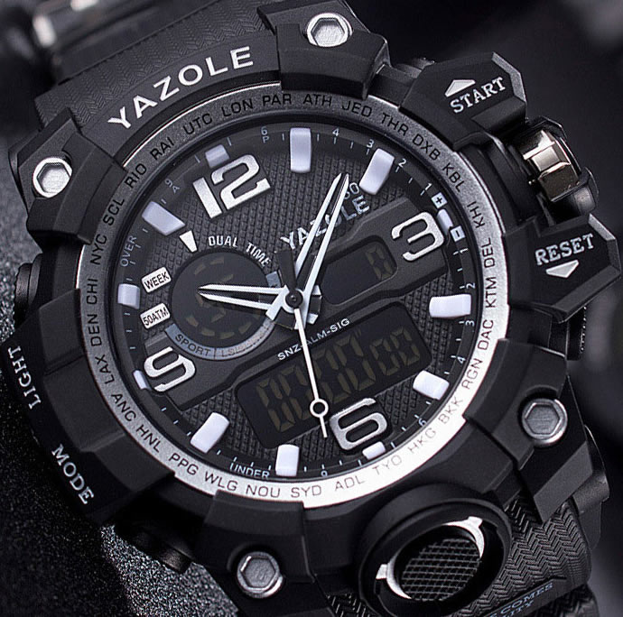 397ea441915 Relógio Esporte Masculino da YAZOLE similar ao GShock – Ofertas ...